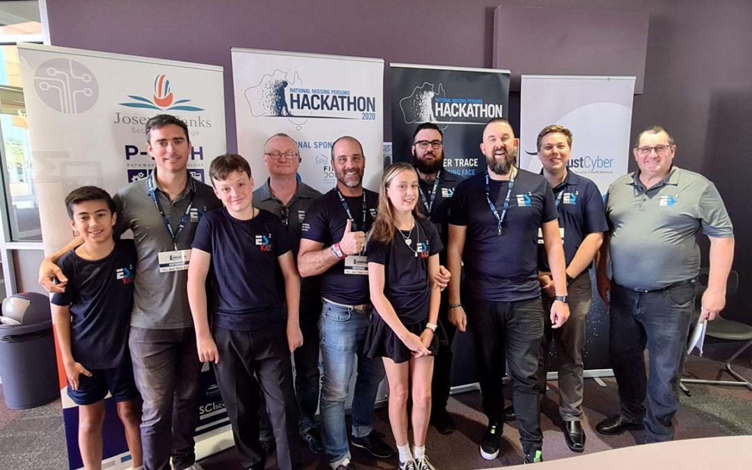ES2 at Hackathon 2020